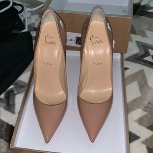 Nude So Kate Patent
